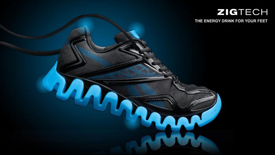Reebok Zigtech   Energy Running Shoes